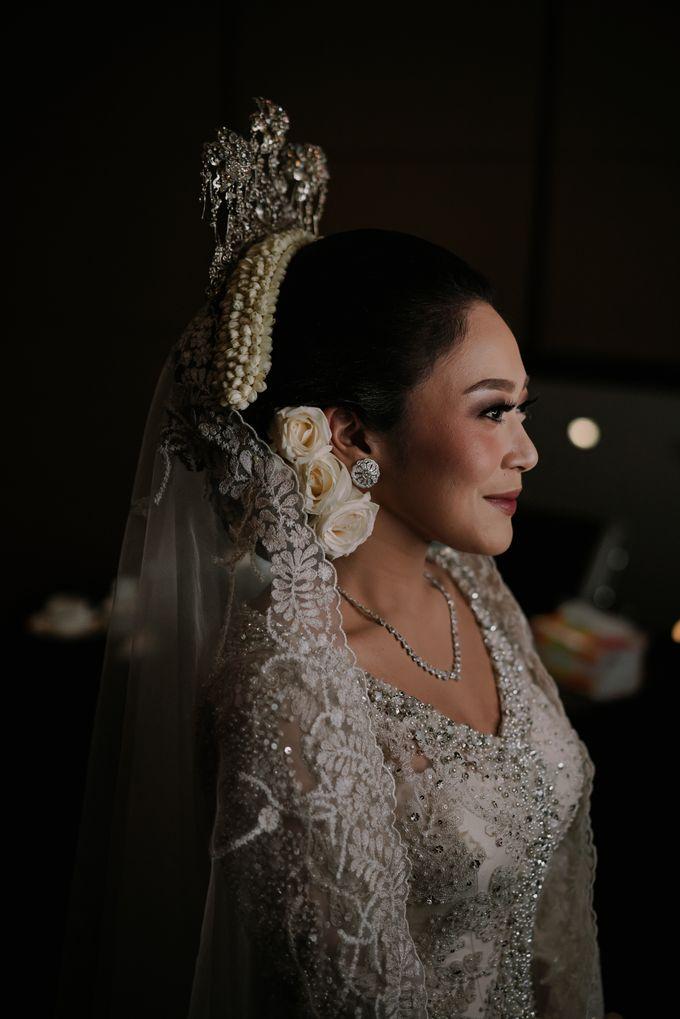 Asya & Dito Wedding by Financial Club Jakarta - 005