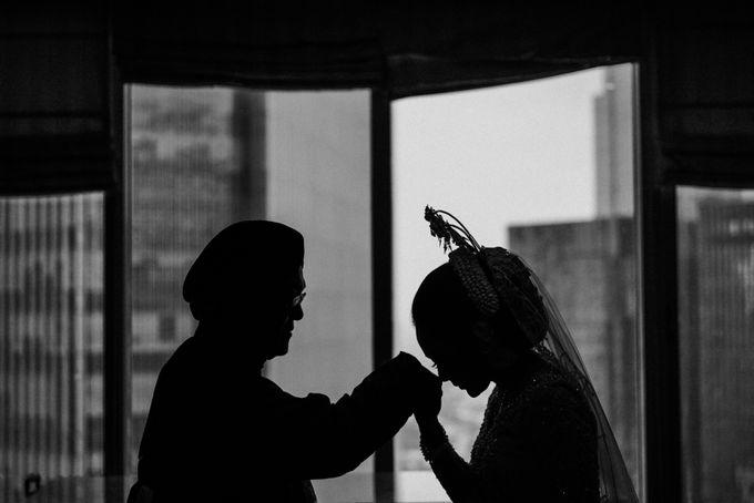Asya & Dito Wedding by Financial Club Jakarta - 006
