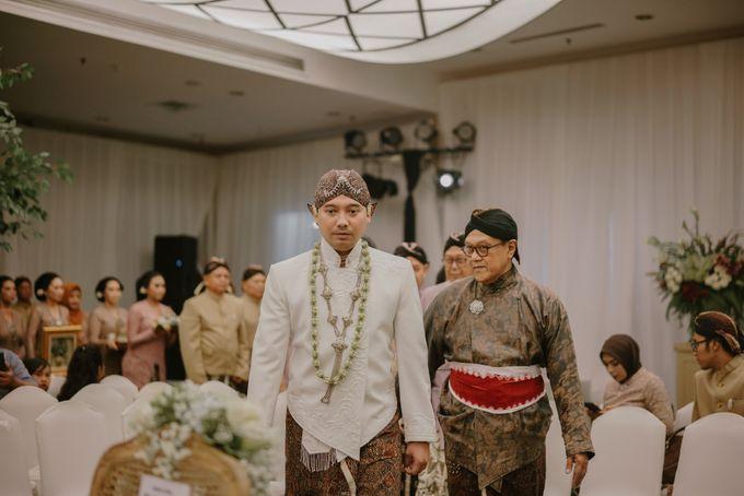 Asya & Dito Wedding by Financial Club Jakarta - 013