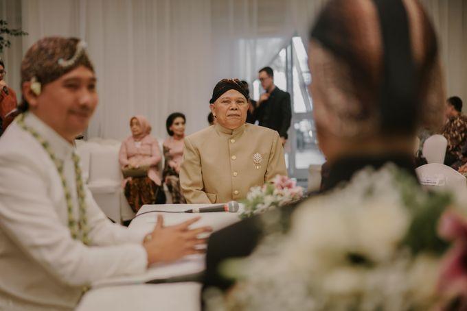 Asya & Dito Wedding by Financial Club Jakarta - 014