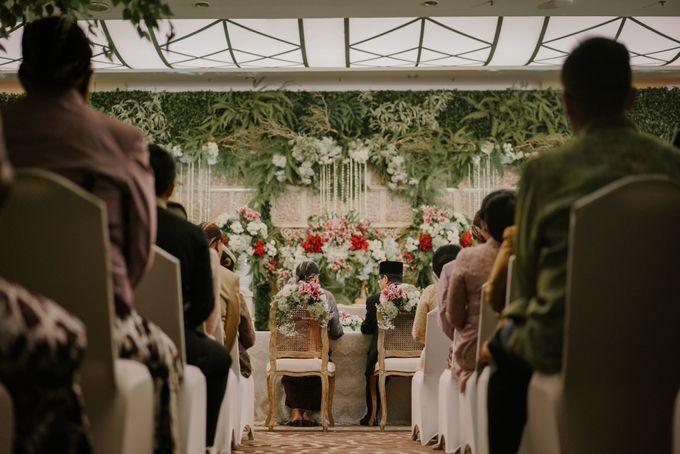 Asya & Dito Wedding by Financial Club Jakarta - 015