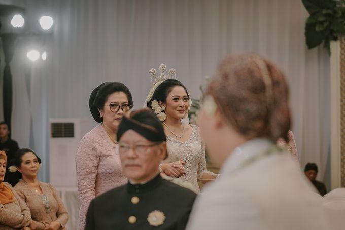Asya & Dito Wedding by Financial Club Jakarta - 018