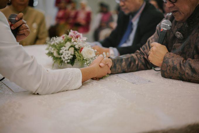 Asya & Dito Wedding by Financial Club Jakarta - 016
