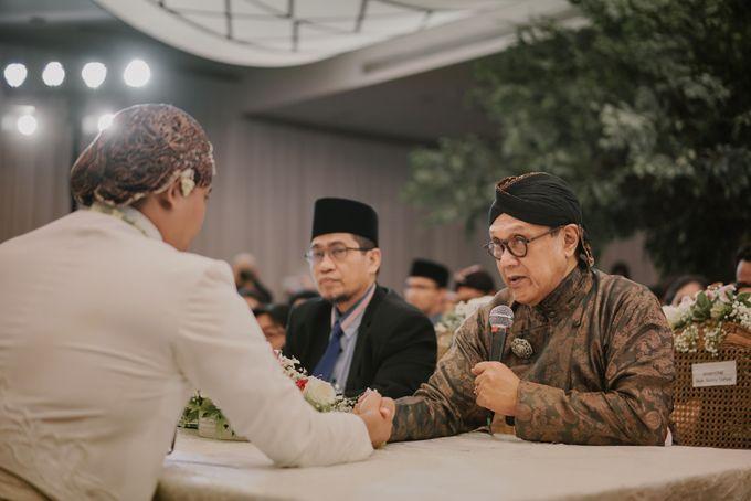 Asya & Dito Wedding by Financial Club Jakarta - 017