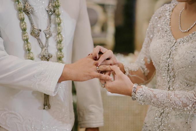 Asya & Dito Wedding by Financial Club Jakarta - 019