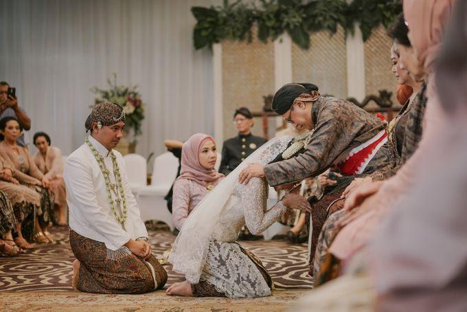Asya & Dito Wedding by Financial Club Jakarta - 021