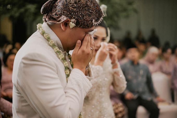 Asya & Dito Wedding by Financial Club Jakarta - 022