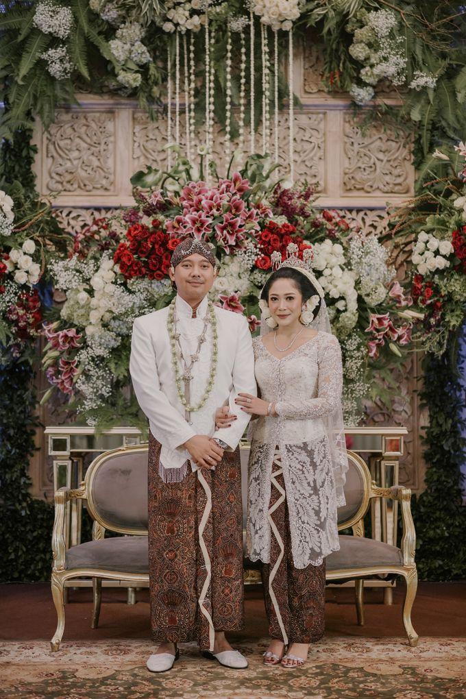 Asya & Dito Wedding by Financial Club Jakarta - 023