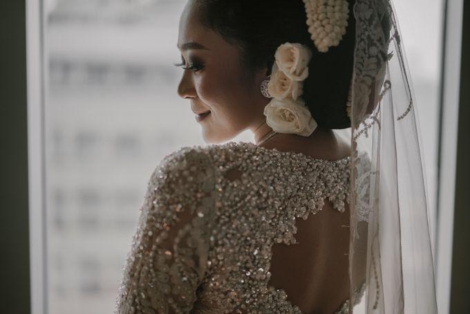 Asya & Dito Wedding by Financial Club Jakarta - 008