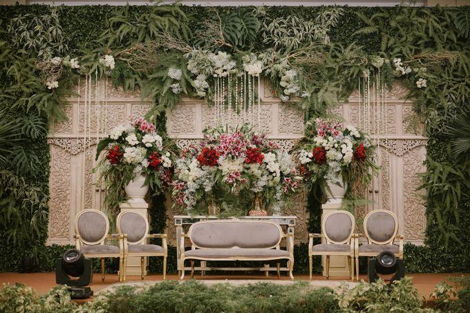 Asya & Dito Wedding by Financial Club Jakarta - 024