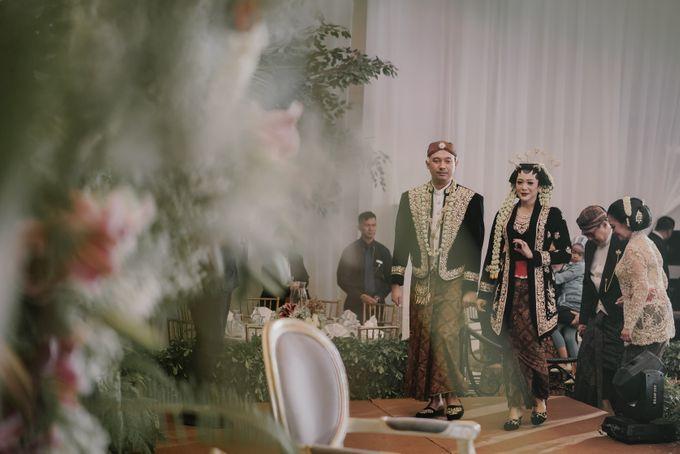 Asya & Dito Wedding by Financial Club Jakarta - 028