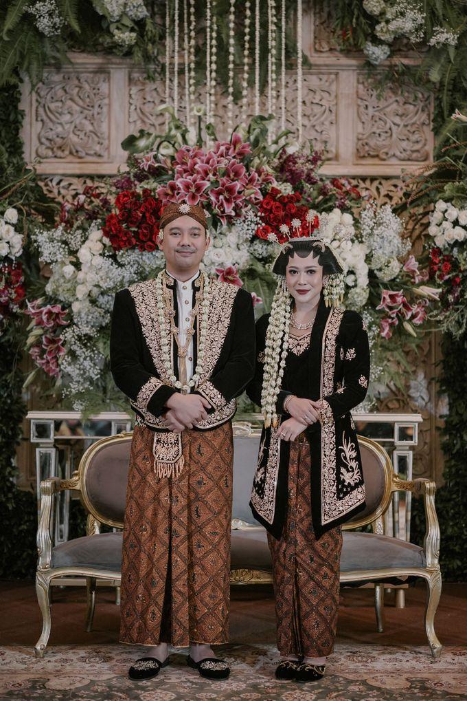Asya & Dito Wedding by Financial Club Jakarta - 034