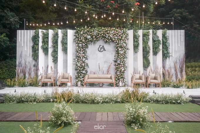 The Wedding Of Eric and Aska by Elior Design - 018