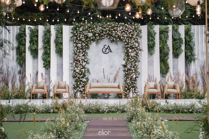 The Wedding Of Eric and Aska by Elior Design - 019