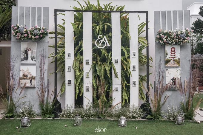 The Wedding Of Eric and Aska by Elior Design - 021