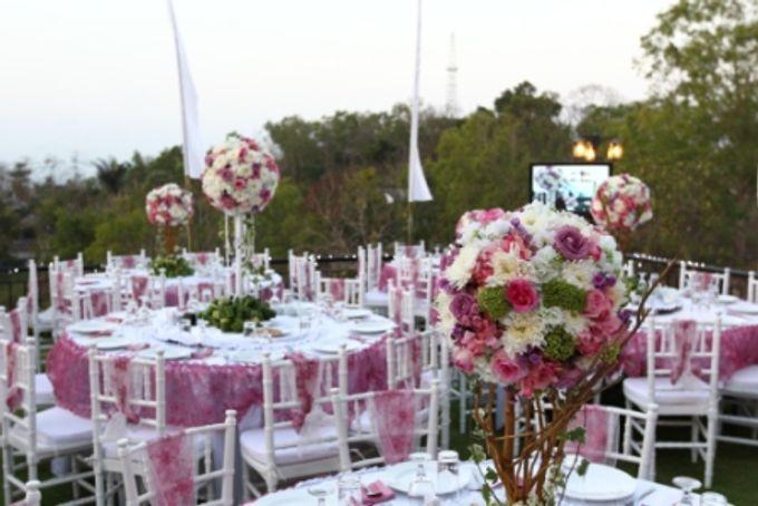 Wedding of Christian Adiwena and Rufina Tam by Flamingo Dewata Chapel and Villas - 007