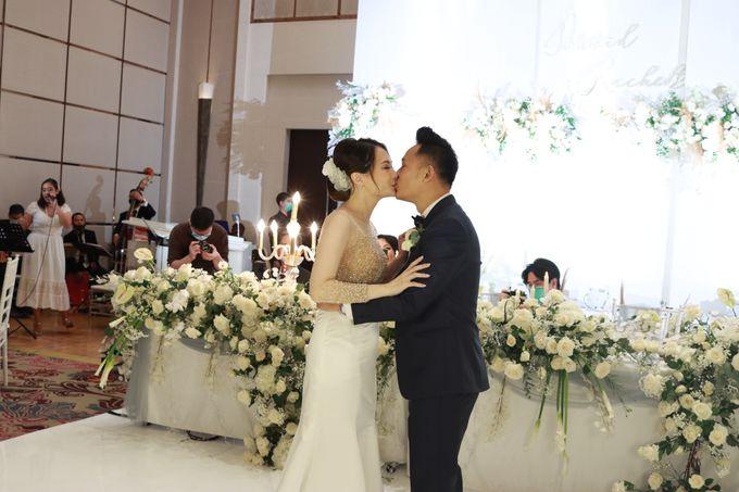 MC Wedding Intimate Fairmont Jakarta - Anthony Stevven by Anthony Stevven - 036