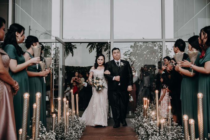 Wedding of Alvin & Desi by La'SEINE Function Hall - 001