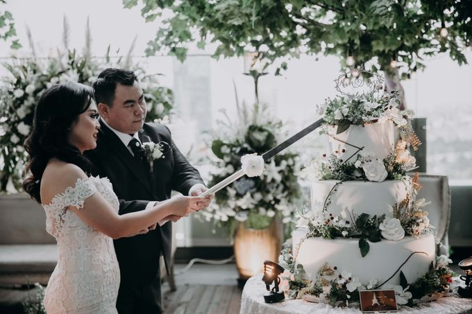 Wedding of Alvin & Desi by La'SEINE Function Hall - 002