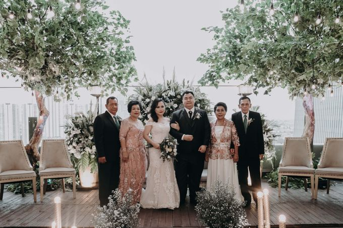 Wedding of Alvin & Desi by La'SEINE Function Hall - 005