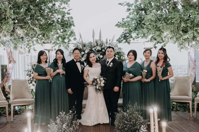 Wedding of Alvin & Desi by La'SEINE Function Hall - 006