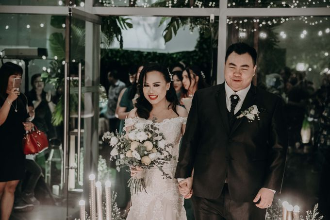 Wedding of Alvin & Desi by La'SEINE Function Hall - 007