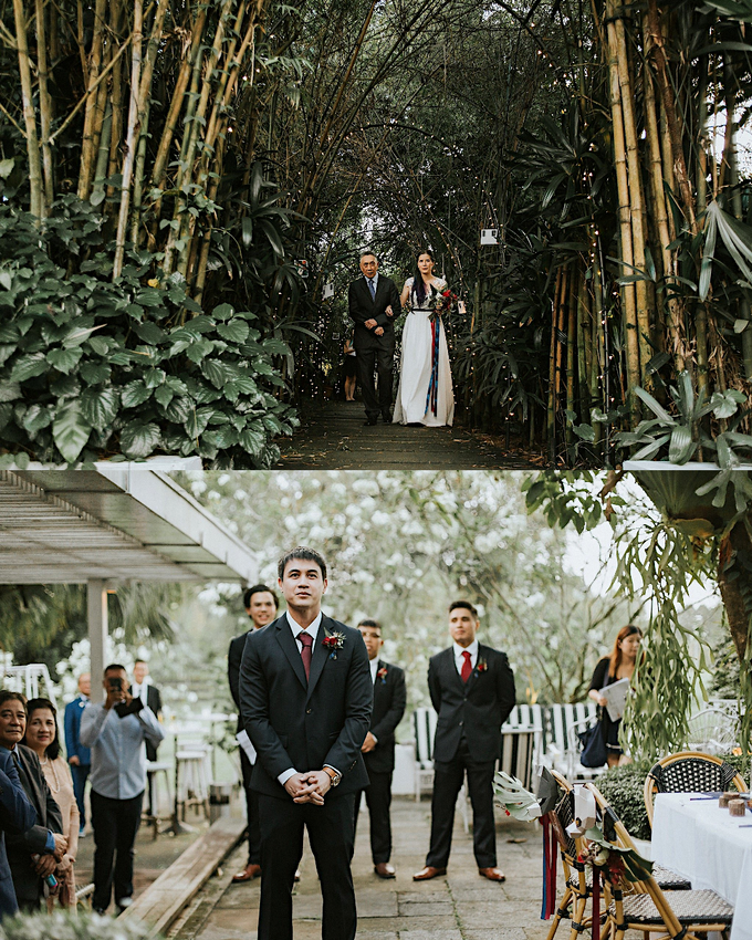 Actual Day Wedding of Andre and Ellen by Colossal Weddings - 003