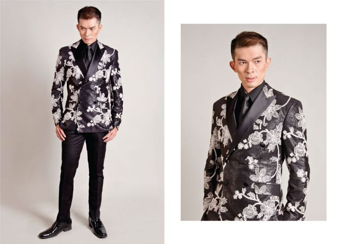 Silver Point by Philip Formalwear - 011