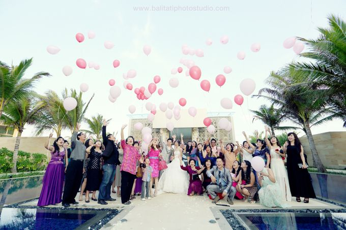 The Wedding of Ivan & Indah by Tati Photo - 032