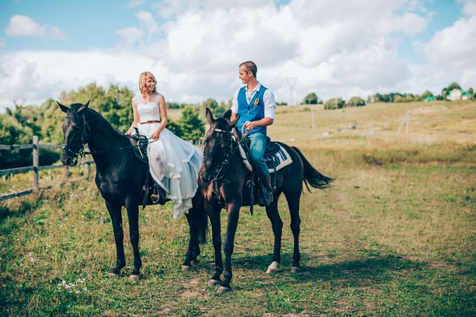 Country  Wedding by Marina Nazarova Photographer - 002