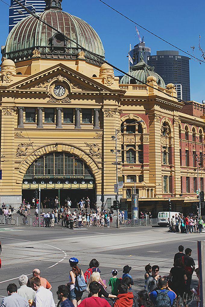 Rendy + Sity: Melbourne, I'm in Love by Wiki Lee - 002