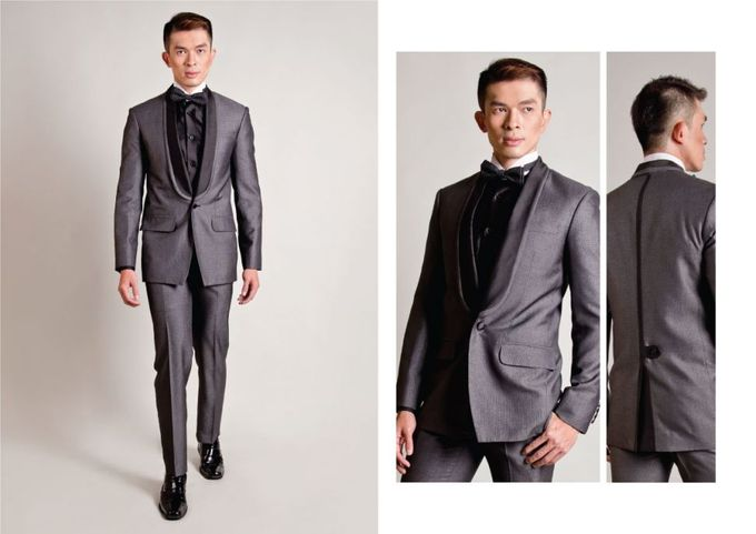 Silver Point by Philip Formalwear - 005