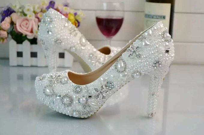 WEDDING SHOES by TIANXI TRADING PTE LTD - 012