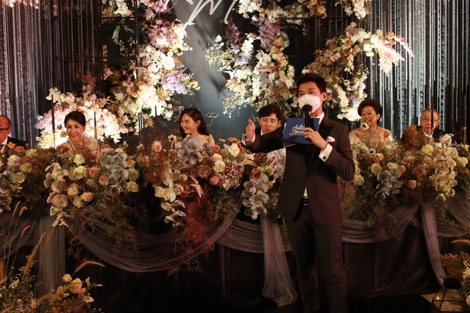 MC Wedding Intimate Ayana Midplaza Jakarta - Anthony Stevven by AYANA Midplaza JAKARTA - 031