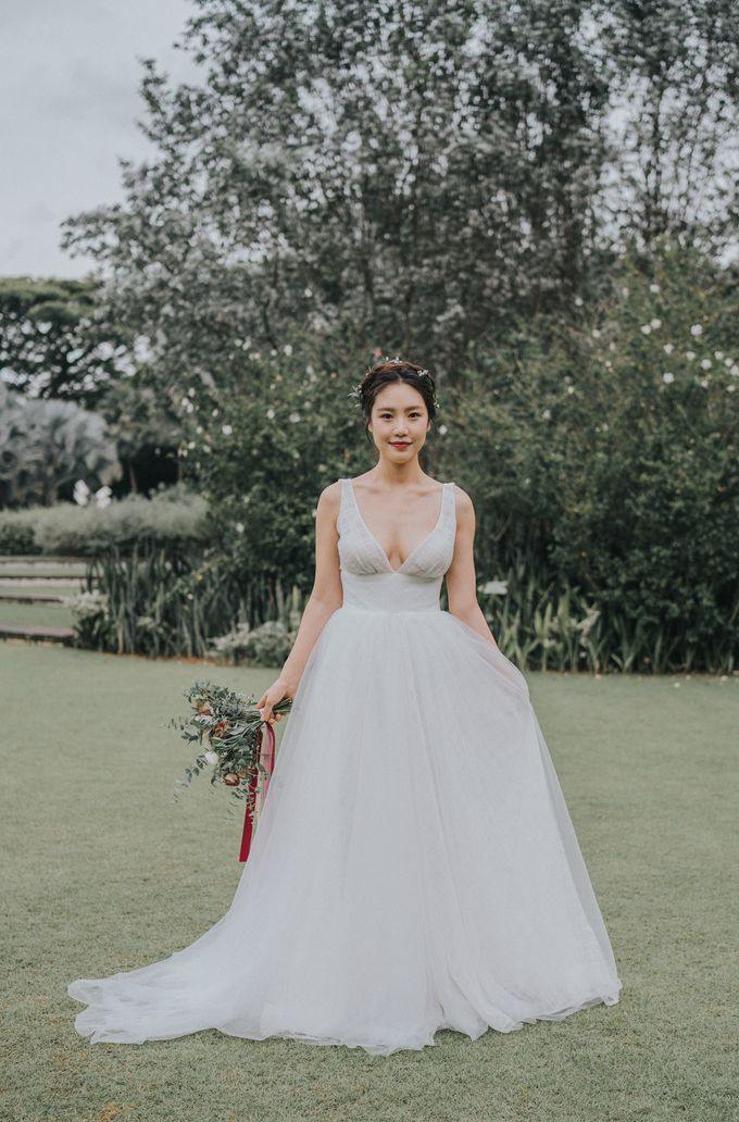 Ready to Wear Gowns by Liz Florals - 002