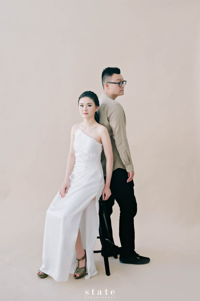 Prewedding - Andy & Felita by State Photography - 006