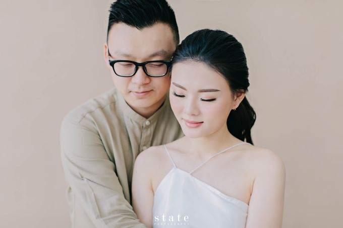 Prewedding - Andy & Felita by State Photography - 010