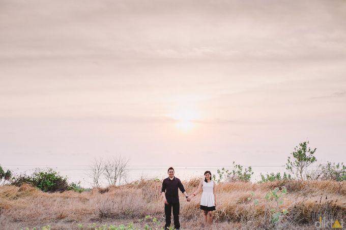 Engagement // prewedding Hendra & Dimitry by diktatphotography - 018