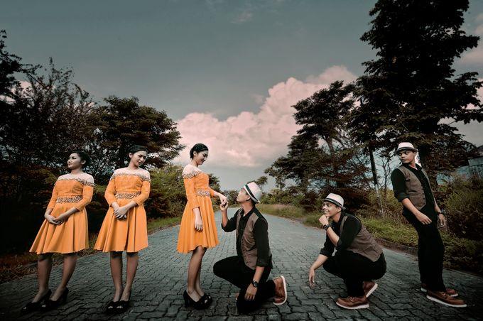 Denna & Gery by 3X Photographer - 046