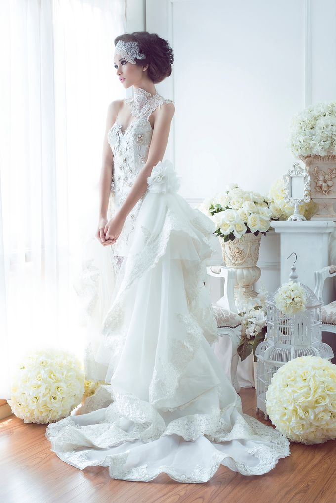 Parisian Fairy by Gazelle Brides - 014