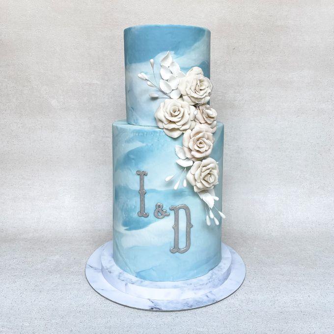 Wedding Cake by Équateur Patisserie - 009