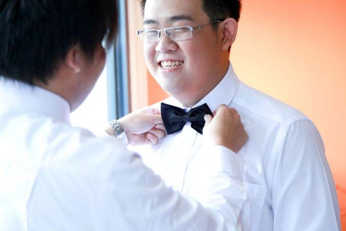 wedding day by Xin-Ai Bride - 039
