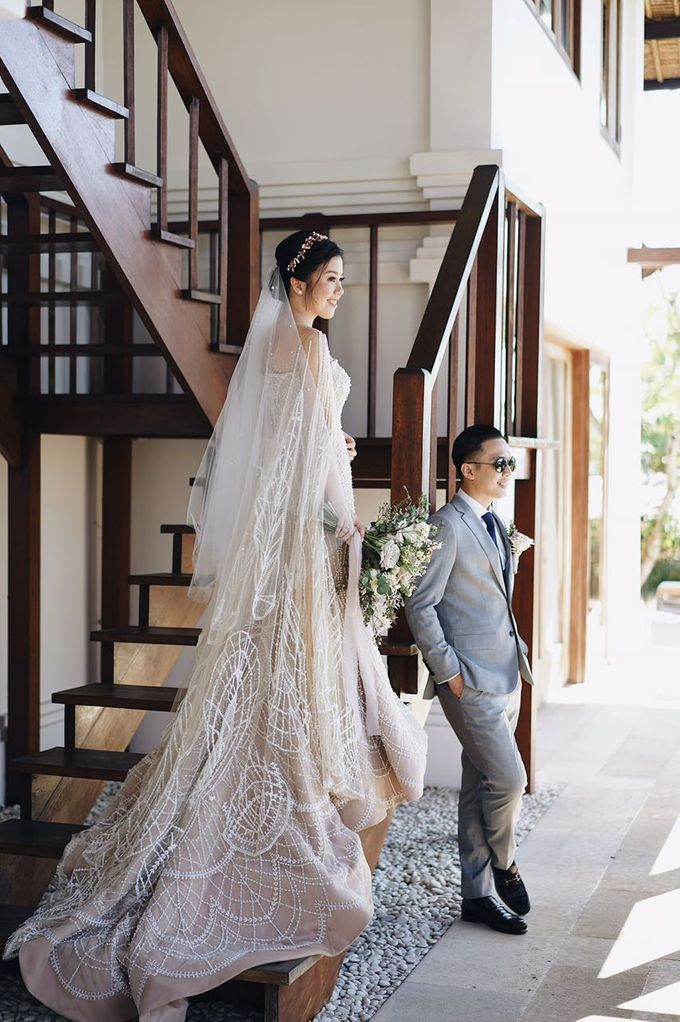 Andrew & Cassandra Wedding by Love Bali Weddings - 024