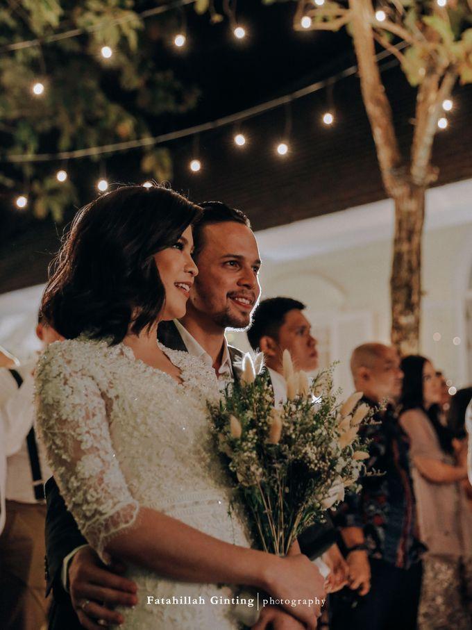 Rara & Deva - Wedding Reception by Patron Wedding Organizer Yogyakarta - 038