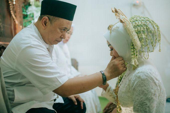 Micro Wedding Okta & Kresna by Kisah Kita Wedding Planner & Organizer - 022