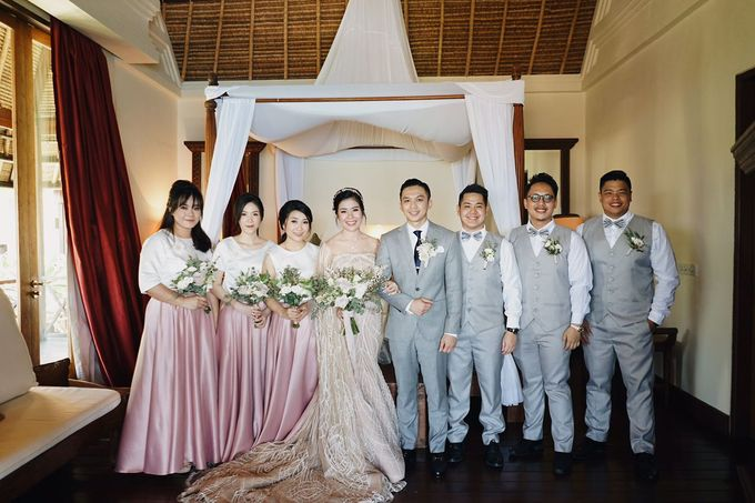 Andrew & Cassandra Wedding by Love Bali Weddings - 025