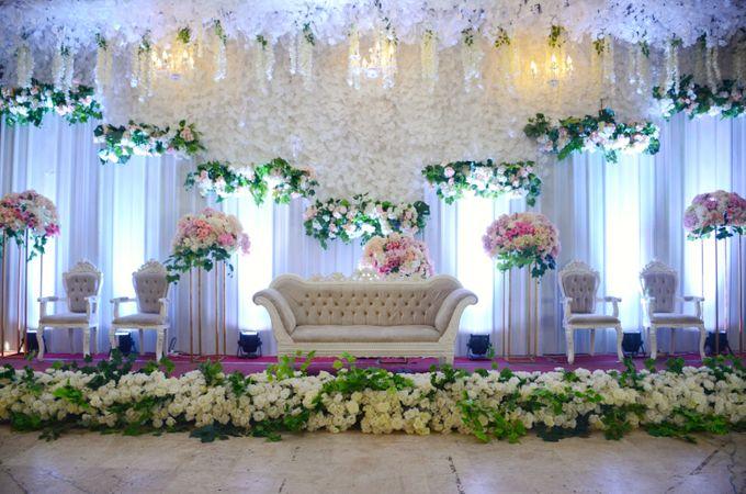 Wedding Ardhana & Via by Calia Catering - 008
