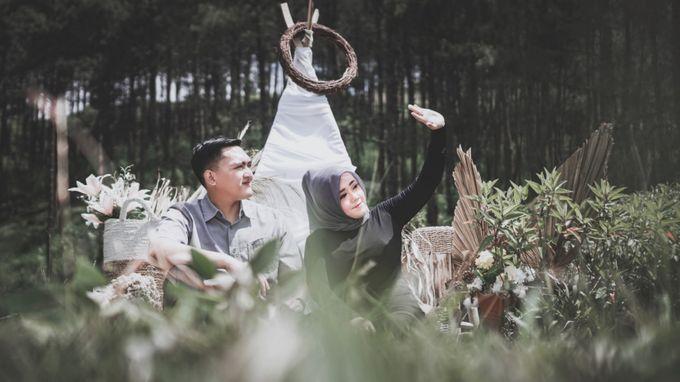 Prewedding Zahra & Zaki by Curva Studios - 004