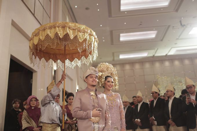 Arnisya & Andhika by Fairmont Jakarta - 002
