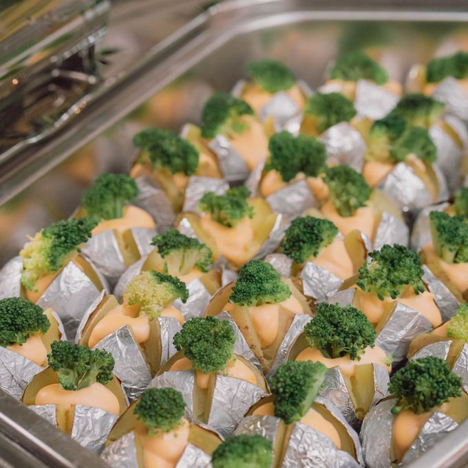 Wedding of Erina & Abi by Minity Catering - 008
